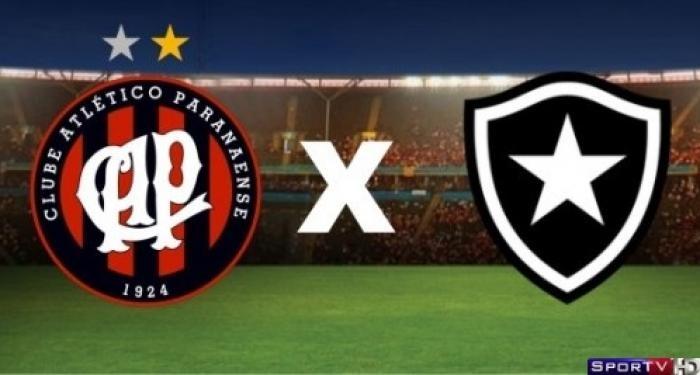 Assistir Botafogo X Atletico Pr Ao Vivo Na Tv E Internet Saiba Como Assistir O Jogo