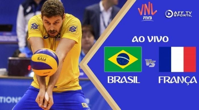 f19f2ecac3 Brasil x França  horário do jogo de vôlei masculino e como assistir