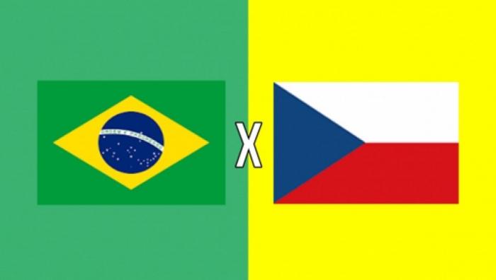 Brasil e republica tcheca ao vivo