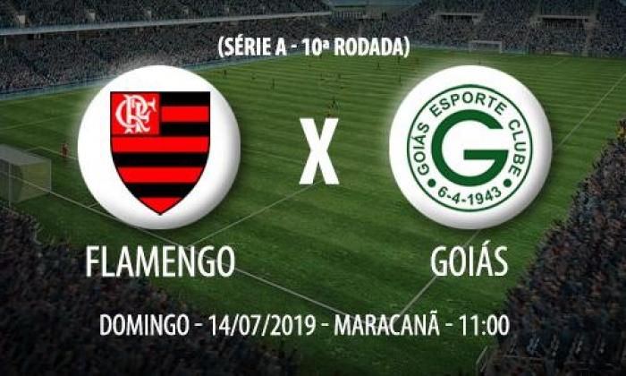 Assistir Flamengo X Goias Ao Vivo Campeonato Brasileiro Serie A