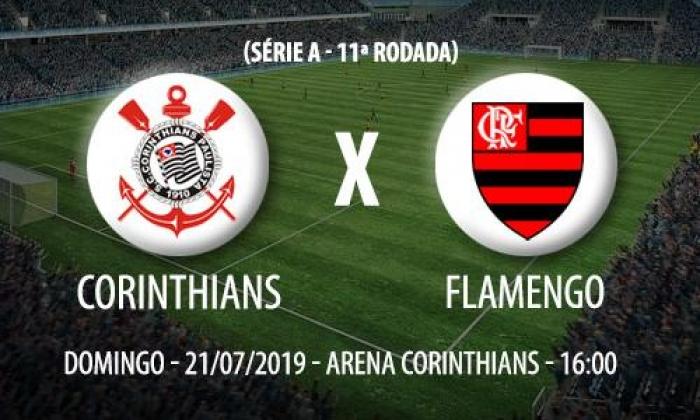 Assistir Corinthians X Flamengo Ao Vivo Campeonato Brasileiro