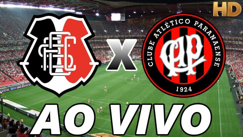 Atlético-PR x Santa Cruz: como assistir o jogo ao vivo?