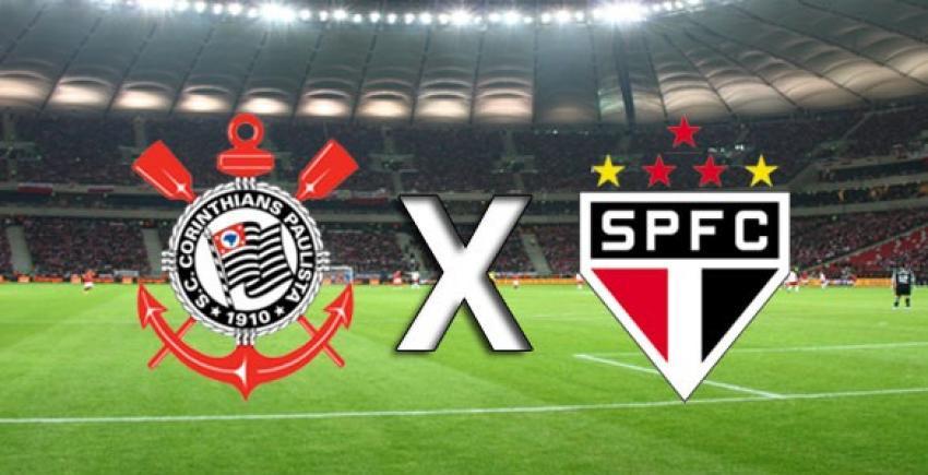 Assista Corinthians x São Paulo Ao Vivo na TV e Internet – Veja como  assistir o jogo f373ac077fb22